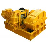 JM Type Electric heavy loading 50ton large capacity cargo winch Manufactures