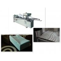 Spiral Line Mode Medical Garment Folding Machine With Stainless Steel Material Manufactures