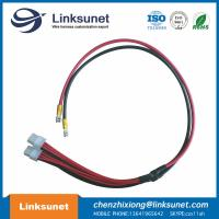 3901 - 2060 PVC Custom Made Wiring Harness UL1007 18AWG / UL1015 10AWG RV5.5 - 6 Manufactures