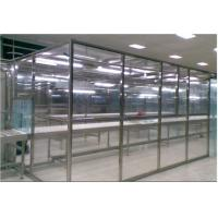 Dust Free Softwall Clean Room Booth For Food Packaging 1 Year Warranty