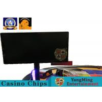 Casino Accessories HD 24 Inch Screen Monitor With English Baccarat System Manufactures