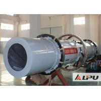 Environment Friendly Industrial Rotary Dryer For Kaolin Clay Coal Slime Manufactures
