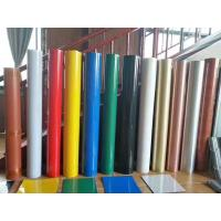 Quality COLORS COATED ALUMINUM COIL/SHEET MANUFACTURERS/FACTORIES/SUPPLIERS for sale