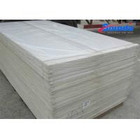 Stable Color Retention Foam Board Sheets , Non Toxic Furniture Laminated Foam Board Manufactures