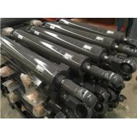 Steel Welded Hydraulic Cylinder For Earth Moving Machine Truck Crane OEM Manufactures