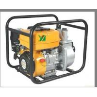 China 168f 5.5HP Gasoline Water Pump on sale