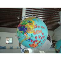 Inflatable advertising helium balloon with total digital printing for anniversary event Manufactures