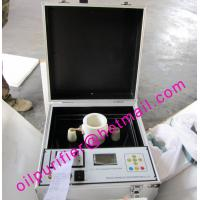 Transformer Oil Tester for Dielectric Strength breakdown voltage, Insulation Oil Tester Kit, Oil Testing Device Manufactures