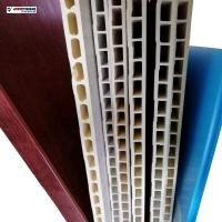 Plastic Profile Board PVC Ceiling Wall Panel Extruder Extrusion Making Machinery Manufactures