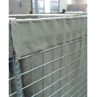 Galfan wire Welded Wire Mesh explosion proof wall for Military fortress Manufactures