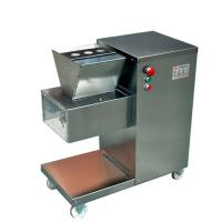 QW Fresh Pig Cow Beef Meat Cutting Machine Heavy Duty 800kg/h With One Set Blade Manufactures