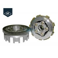Quality Tricycle Motorcycle Clutch Assembly Origional SL300 / CG230 Model 7 Pcs for sale