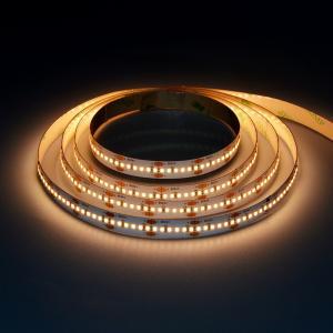 China 24VDC 2216 SMD Led Strip Tape Lights 300 LEDs / M Seamless Light Output High CRI90 CRI95 on sale