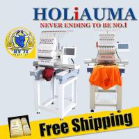 Free shipping high quality high speed single head computer embroidery machine better than aari embroidery machine Manufactures