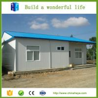 small prefab modern steel house design movable house designs for kenya Manufactures