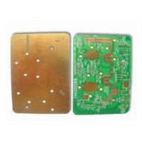 Multilayer Rigid PCB Board / Printed Circuit Boards Electronics Copper Base Manufactures