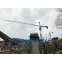 TC5015 Construction Topkit Tower Crane 6T Capacity  for High Temperature Manufactures