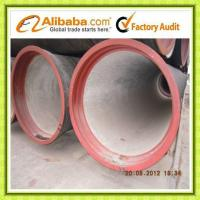 k9 dn400 annealing T type ductile iron pipe Manufactures