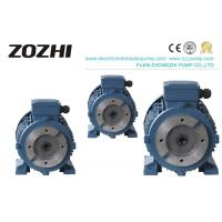 China Hydraulic Electric Hollow Shaft Motor Three Phase 380V Aluminum Housing Low Noise on sale