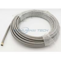 Lightweight Metal Braided Hose , Stainless Steel Overbraid Hose Covering Manufactures