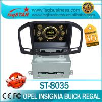 3G Automobile DVD Players Built-In Bluetooth With Radio RDS Manufactures