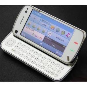 Nokia N97- side slide phone with keypad Manufactures