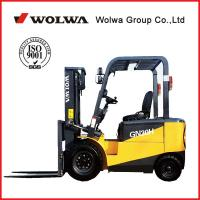 small electric forklifts GN30H China mini Electric Forklift Truck for sale Manufactures