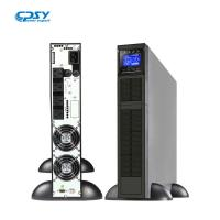 Pure Sinewave Rack Mount Server Power Supply 3kva/2400w For IT Infra Structure Manufactures