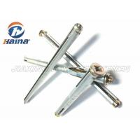 High Tensile Door And Window Frame Anchors M8 / M10 For Metal Pipe