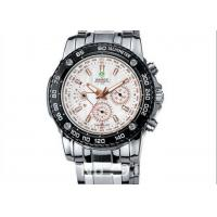 China Swiss Quartz Weide Watch Analog With Multifunction , Large Face on sale