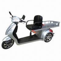 New Mobility Scooter and Electric Tricycle, Brushless Motor with Electric Brake