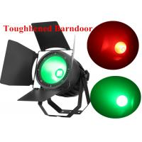 COB DJ Stage Lights 200 Watt With RGB Color Mixing Strobe Effect / Mixed Effect Manufactures