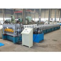 1200mm Aluminium Coils Roof Tile Roll Forming Machine With lifetime service Manufactures