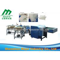 Semi Automatic Grade Pillow Making Machine / Cotton Fiber Opening Machine Manufactures