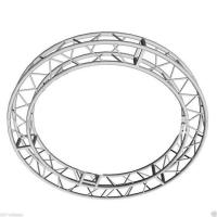 Aluminum Circle Spigot Truss , Square Circular Truss For Display Decorate Manufactures
