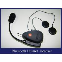 Bluetooth Helmet Headset for Motorcycle (Intercom 500meters) (OX-BH9082) Manufactures