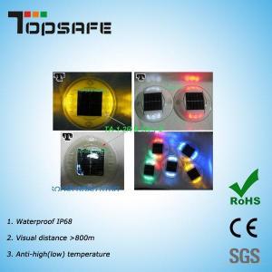 Plastic Solar Road Marker (TP-SR-2) Manufactures