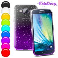 Waterproof Samsung Cell phone Covers for Galaxy A7 A7000 5.0 inch soft Tpu