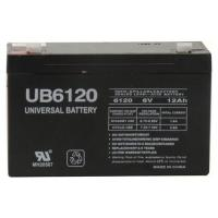 Lead Acid 4Ah 6v rechargeable battery maintenance-free operation Manufactures