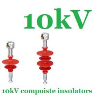 ANSI 10kV Power Suspension Insulator String High Aging Resistance Manufactures