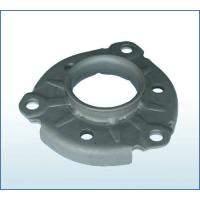 Drilling Holes Metal Stamping Parts Front mounting flange on shock absorber for Santana Car Manufactures