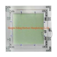 China Paintable Aluminum Access Panel, Moisture Reistant Access Panels For Drywall on sale