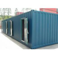 China Portable Steel Storage Container Houses , Metal Storage Containers on sale