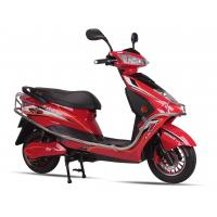 China 800W - 2000W Power Motor Adult Electric Motorcycles Max Speed 70 Km / H on sale