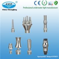 Best quality and cheap price 304 stainless steel fountain nozzles Manufactures
