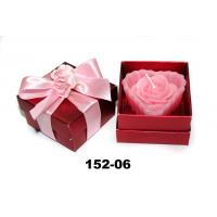 Valentine heart&rose candle Manufactures