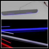 China For Ford LED door sill plate lights LED moving door scuff LED courtesy lamps for Ford Kuga on sale