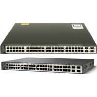 SFP Standard Cisco Network Switch Layer 3 Switch WS-C3750V2-48TS-S Manufactures