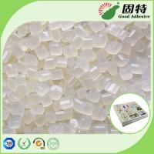 China EVA Hot Melt Book Binding Glue Adhesive , Semi Transparent Pur Hot Melt Glue Adhesive Pellets For Flat Back Album on sale