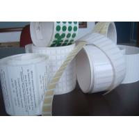 White Paper Blank Shrink Sleeve Labels Customized Printed In Roll Printer Stickers Manufactures